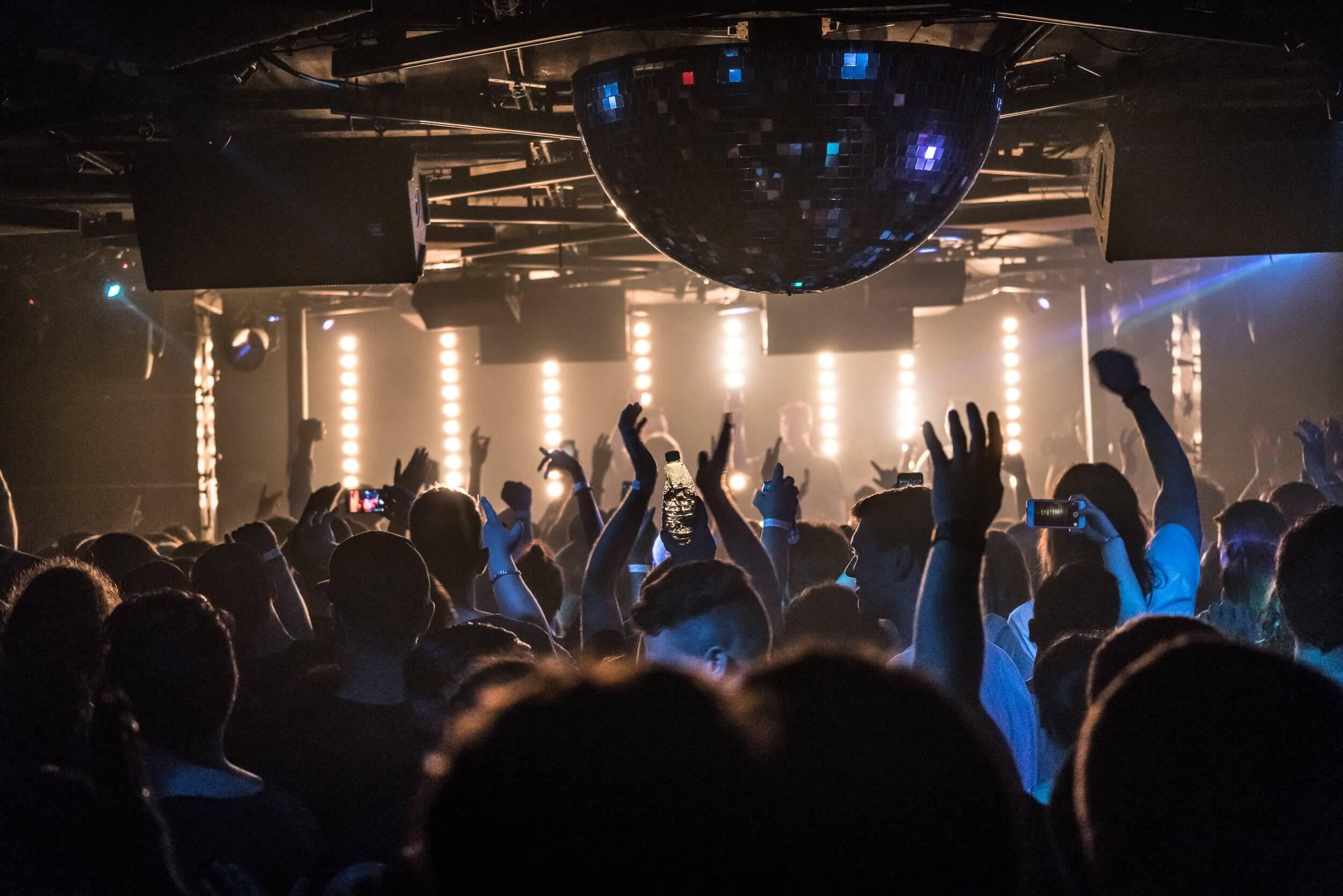 Event - Underground Concert